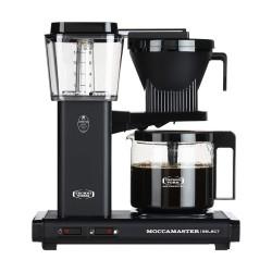 Moccamaster KBG 1520W Coffee Maker - Matt Black