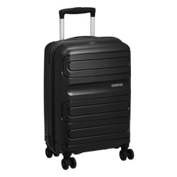 American Tourister Sunside 55 CM Hard Luggage - Black