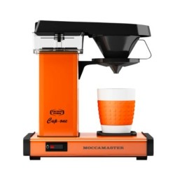 Moccamaster Cup One 1090W Coffee Maker - Orange