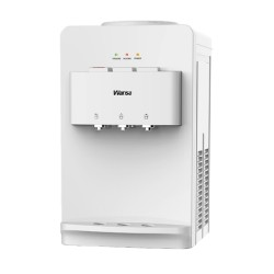 Wansa Floor Standing Cabinet/ Table Top Water Dispenser (WWD3TTSWTC1) - White