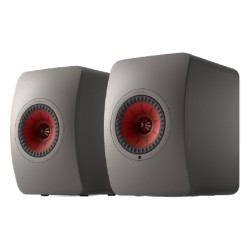 Kef 760W Wireless Speaker System (LS50W II) - Grey