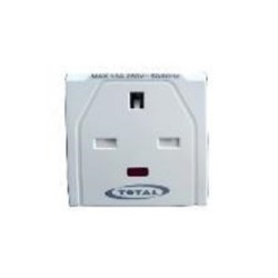 Cleenwood Total Adapter With 3 Sockets