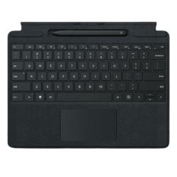 Microsoft Surface Pro X Keyboard + Pen (25O-00014) - Black
