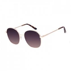 Chilli Beans Round Gold Sunglasses - OCMT2973