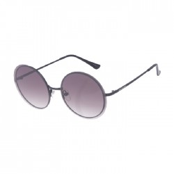 Chilli Beans Round Black Sunglasses - OCMT3009