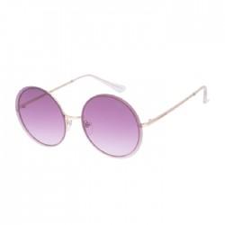 Chilli Beans Round Gold Sunglasses - OCMT3009