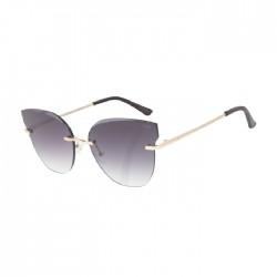 Chilli Beans Round Gold Sunglasses - OCMT2912