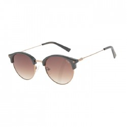 Chilli Beans Round Light Brown Sunglasses - OCCL3177