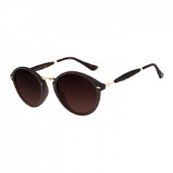 Chilli Beans Round Green Sunglasses - OCCL1677