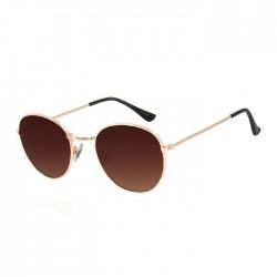 Chilli Beans Round Rose Sunglasses - OCMT2822