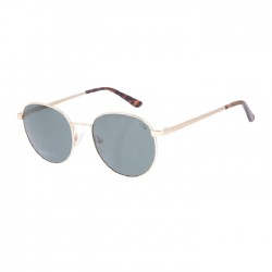 Chilli Beans Round Gold Sunglasses - OCMT2825