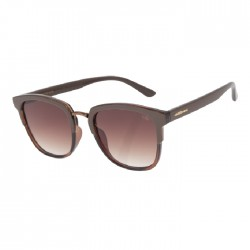 Chilli Beans Round Brown Sunglasses - OCCL3096