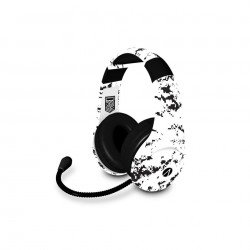 Stealth XP-Conqueror Wired Gaming Headphone - White