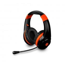 Stealth XP-Raptor Wired Gaming Headphone - Black/Orange