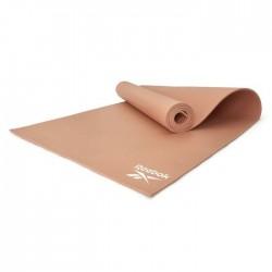 Reebok 4mm Yoga Mat Desert Dust brown pink buy in xcite kuwait