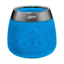 JAM Audio Replay Wireless Portable Speaker - Blue