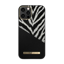 Ideal Of Sweden Stylish iPhone 12 Pro Max Case - Zebra Eclipse