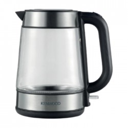Kenwood ZJG08 2200W 1.7L Glass Kettle | Buy Online – Xcite