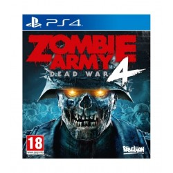 Zombie Army 4: Dead War - PS4 Game
