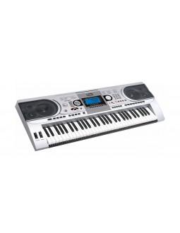 Wansa 61 Keys Musical Keyboard (MK-935) - Silver