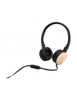 HP Stereo Headset H2800 - Black Gold