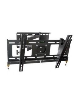 Loctek PSW701AT Full Motion Tilt Wall Mount Bracket for 32-55 Inch TV's