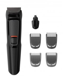 Philips 6 in 1 Male Trimmer (MG3710/13) - Black