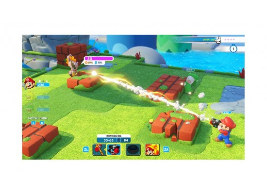 Nintendo Mario + Rabbids Kingdom Battle (UBNS0006) - 3