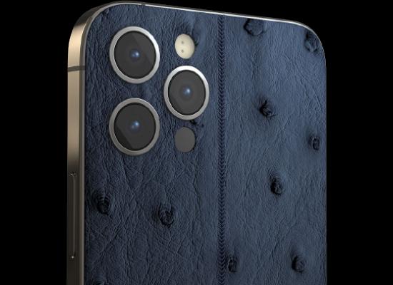 Givori iPhone 12 Pro Max 5G  256GB Ostrich Sapphire