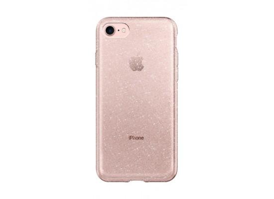 best website 9894f d0fab Spigen iPhone 8 Liquid Crystal Glitter Case (054CS22203) - Clear