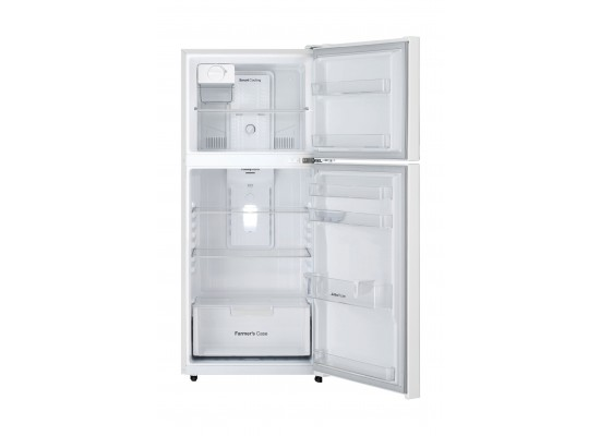Daewoo 16 Cft. Top Mount Refrigerator (FNG475NT) - White