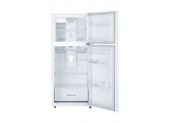 Daewoo 23 Cft. Top Mount Refrigerator (FNG655NT) - White