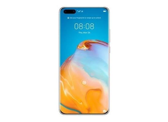 Huawei P40 Pro 256GB Phone (5G) - Black