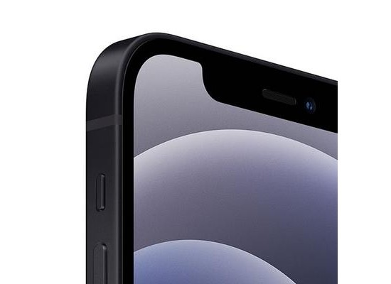 Apple iPhone 12 Mini 256GB 5G Phone - Black