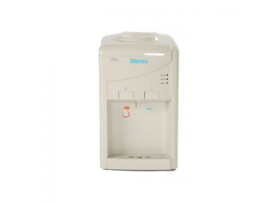 Wansa Water Dispenser - Hot & Cold / Table Top