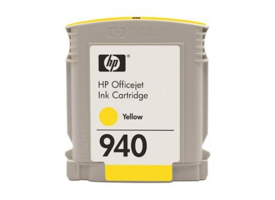 HP Ink 940XL Yellow Ink