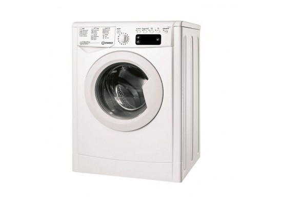 Indesit IWE61051CECO 6Kg Front Load Washer + Indesit IDV 75(KW) Front Loader Air-Vented Dryer 7kg + Wansa Washer and Dryer Stacking Unit