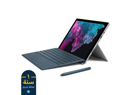 Microsoft Surface Pro 6 Core i5 8GB RAM 256GB SSD 12.3 Touchscreen Laptop - Platinum