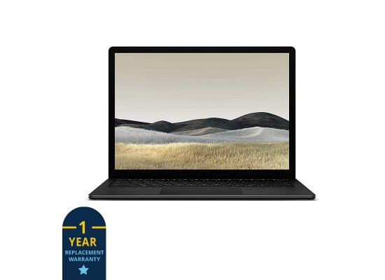 Microsoft Surface Laptop 3 AMD Ryzen 3580U 8GB RAM 256GB SSD 15-inch Laptop - Black