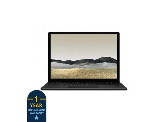 Microsoft Surface Laptop 3 AMD Ryzen 3580U 16GB RAM 256GB SSD 15-inch Laptop - Black