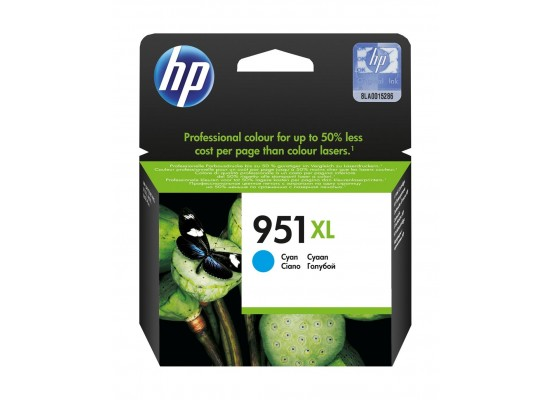 HP Ink 951XL Cyan Ink