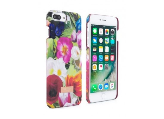 b12a1a7592b0d9 Proporta Ted Baker Case For iPhone 7 Plus (PRO-41687) – Floral Swirl ...