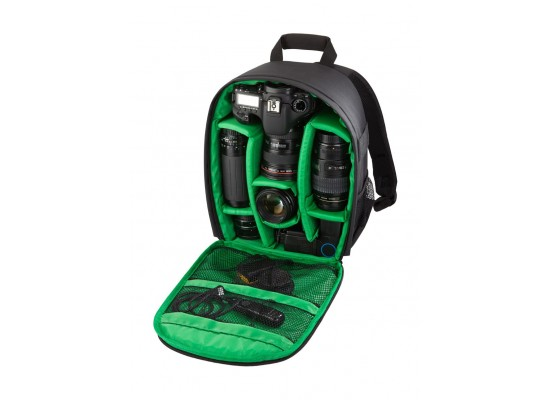 Riva 7460 SLR Camera Backpack - Black