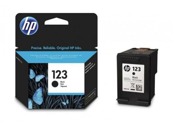 HP Ink 123 Black Ink
