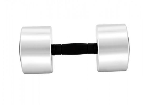 Wansa 4kg Training Dumbbell (DF002) - Silver