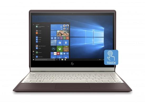 HP Spectre Folio Core i7 16GB RAM 512GB SSD 13.3 TouchScreen Convertible Laptop - Dark Ash Silver