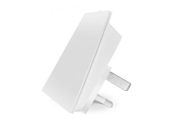 TP - Link 100-240V Smart Wi-Fi Plug - White