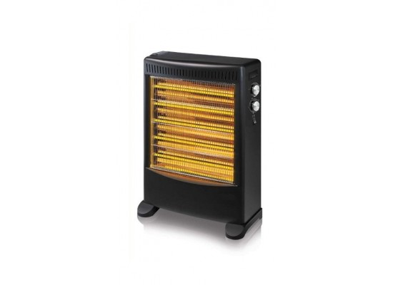 Wansa AE-4006 TriCore Tower Halogen Heater  - 2750 W
