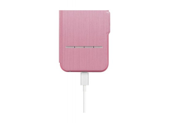 Moshi SenseCover Touch Sensitive Flip Case for iPhone 6 Plus (99MO072005) - Rose  Pink 037ccc67fac