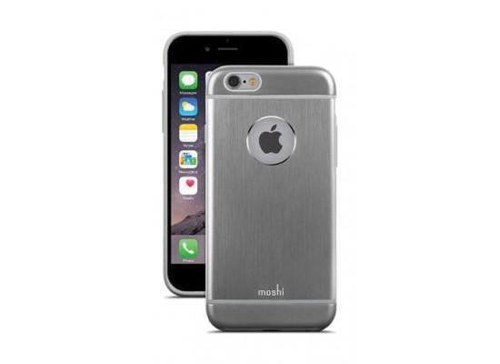 size 40 ade95 6250f Moshi iGlaze Armour Protective Case for iPhone 6 Plus (99MO080021) - Gun  Metal Grey